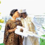 Tonto Dikeh's ex-lover, Prince KpoKpogri, reportedly picked up by the DSS over allegations of Blackmail.